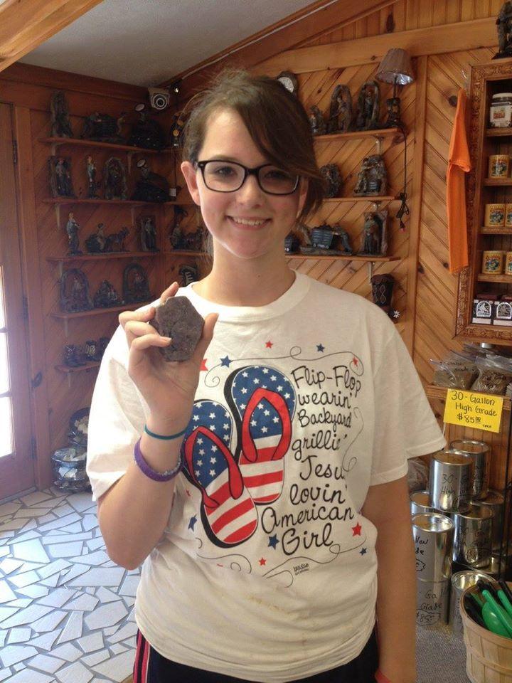 Customer Finds – Crisson Gold Mine