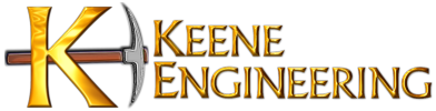 keene engineering gold mining equipment